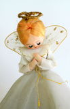 Angel Christmas Ornament Royalty Free Stock Photography