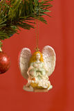 Angel Christmas Ornament Royalty Free Stock Photos