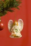 Angel Christmas Ornament Royalty Free Stock Photos