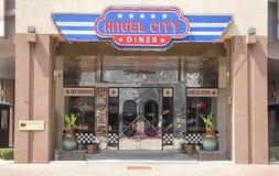 Angel City Diner fotografia de stock royalty free