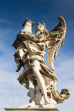 Angel with the Column Stock Photo