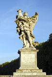 The Angel with the Column Royalty Free Stock Image