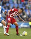 Angel Correa di Atletico Madrid Immagine Stock