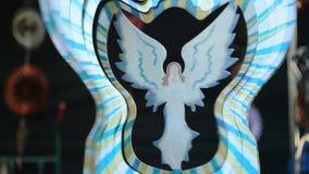 Angel stock video