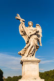 Angel with cross Royalty Free Stock Image