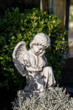 Angel crying Stock Photography