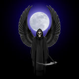 Angel of death Royalty Free Stock Images