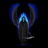 Angel of death Stock Images