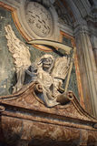 Angel of death - San Pietro in Vincoli Rome Italy royalty free stock images