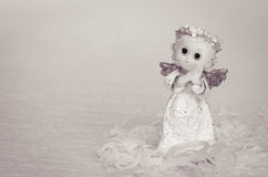 Angel Decoration Royaltyfri Fotografi
