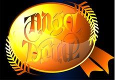 Angel and demon. 01 (Vector) Stock Photo