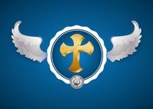 Angel design Royalty Free Stock Photos