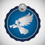 Angel design Stock Photo