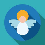 Angel design. Royalty Free Stock Photos