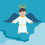 Angel design. Stock Photos