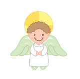 Angel design Royalty Free Stock Photography