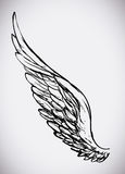 Angel design. Stock Photography