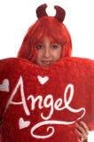 Angel Devil Stock Photography