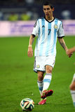 Angel Di Maria Royalty Free Stock Photography