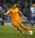 Angel Di Maria of Real Madrid Stock Images