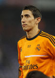 Angel di Maria of Real Madrid Royalty Free Stock Image