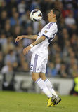 Angel Di Maria of Real Madrid Royalty Free Stock Photos