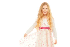 Angel dress Royalty Free Stock Photos