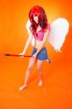 Angel Duster Stock Photography