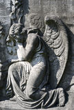 Angel at eternal rest Stock Image