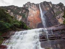 Angel Falls, Венесуэла стоковая фотография