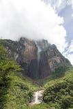 Angel Falls в Венесуэле Стоковое Изображение