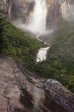 Angel Falls в Венесуэле Стоковые Изображения