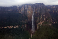 Angel Falls Lizenzfreie Stockfotos