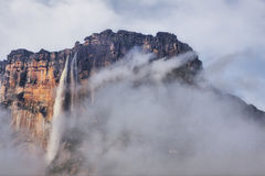 Angel Falls Royalty Free Stock Photo