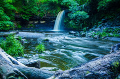 Angel falls south wales Royalty Free Stock Image