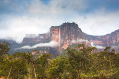 Angel Falls, Venezuela Royalty Free Stock Photos