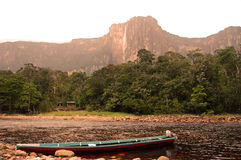 Angel Falls - Venezuela Stock Photography