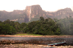 Angel Falls - Venezuela Royalty Free Stock Photography