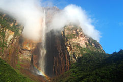 Angel Falls - Venezuela Stock Image