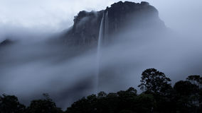 Angel Falls in Venezuela Stock Photos