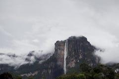 Angel Falls in Venezuela Royalty Free Stock Photos