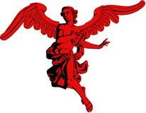 Angel female Royalty Free Stock Image