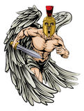 Angel fighter Stock Images