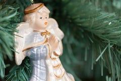 Angel figure Stock Photography