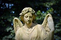 Angel, Figure, Mourning, Hope Stock Photos