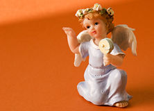 Angel figurine Royalty Free Stock Photography