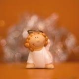 Angel Figurine Imagen de archivo libre de regalías