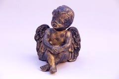 Angel Figurine Imágenes de archivo libres de regalías