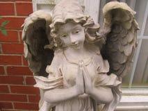 Angel Figurine fotografering för bildbyråer