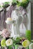 Angel figurine royalty free stock image